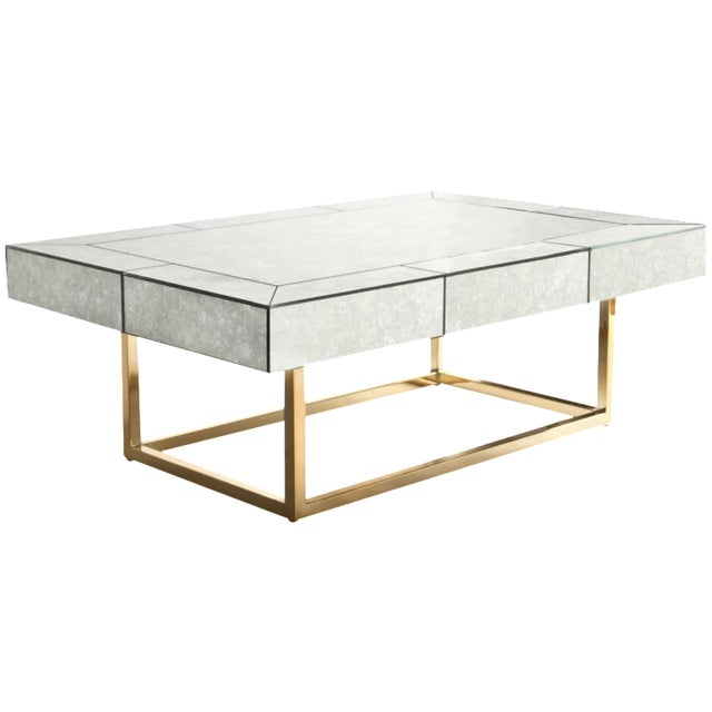 Jonathan Adler Delphine Cocktail Table - Image 1 of 5