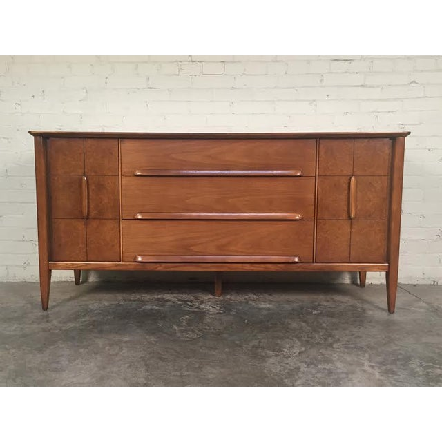 Stanley Mid-Century Modern Credenza - Image 3 of 11