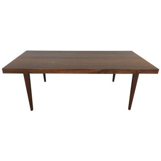 Severin Hansen Danish Rosewood Coffee Table
