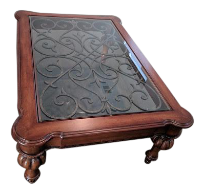 Ethan Allen Devereaux Coffee Table