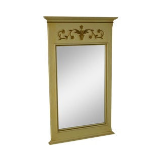 John Widdicomb Vintage French Louis XV Style Trumeau Mirror