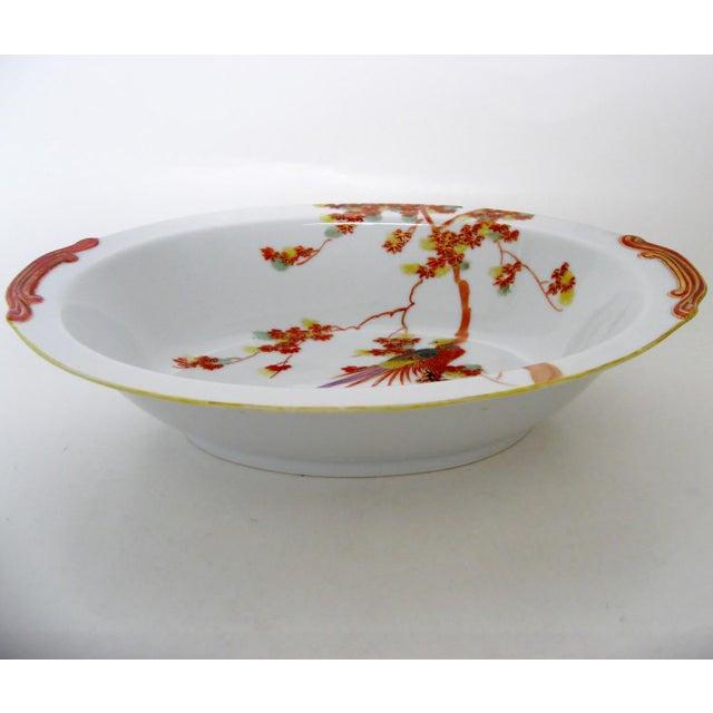 Japanese Porcelain Serving Bowl - Image 3 of 7