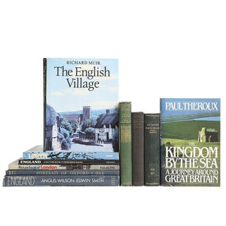 Scenic Tour of Great Britain - Set of 10