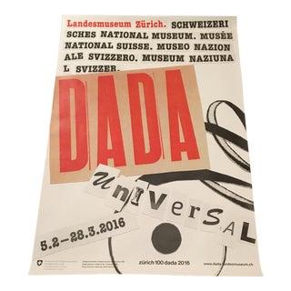 Swiss Dada Exhibition Print