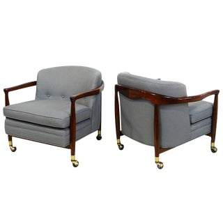 Pair of Kofod Larsen Chairs
