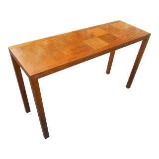 Mid-Century Modern Lane Sofa Table