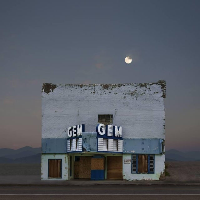 Gem Theater by Ed Freeman - Image 1 of 2