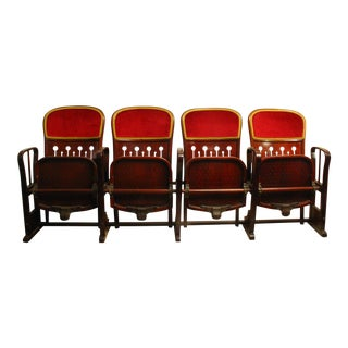 Viennese Theater Chairs