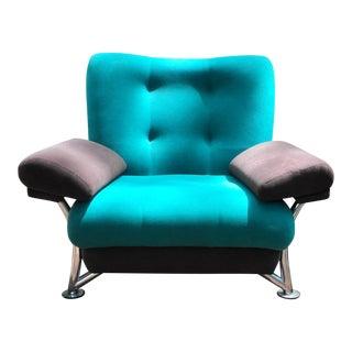 Mid-Century Style Italian Venecia Lounge Chair