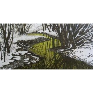 """Boulder Creek/After"" Original Painting"