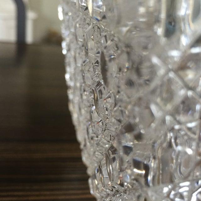 Vintage Crystal Jewelry Box - Image 7 of 7