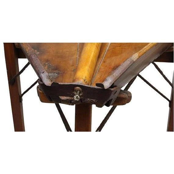 Antique Primitive Dough Rolling Table - Image 5 of 5