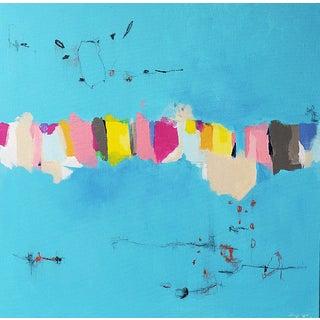 """At Rigi I"" Original Acrylic Painting"