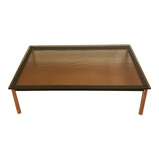Le Corbusier Lc10 Rectangular Low Table