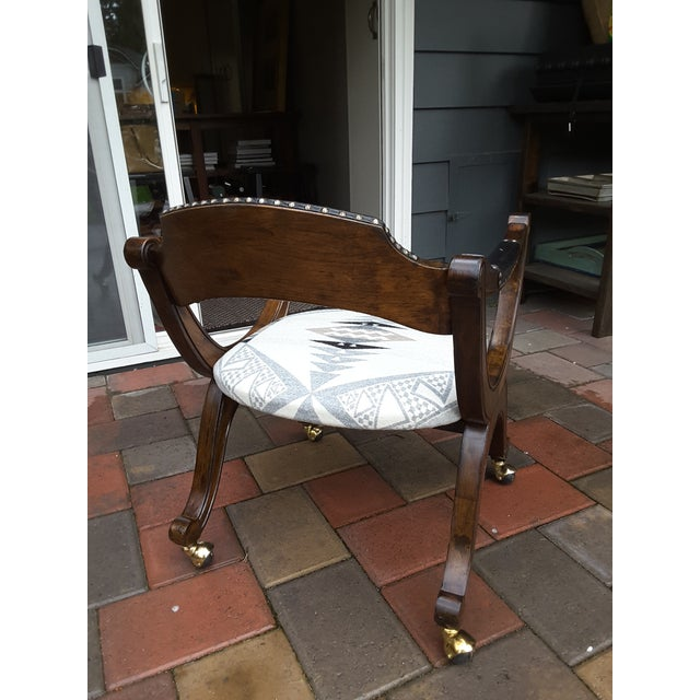 Mid-Century Empire Chair - Image 3 of 9