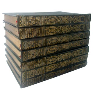 Dresser Top Books - Set of 7