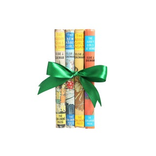 Vintage Book Gift Set: The Abbey Girls - Set of 4