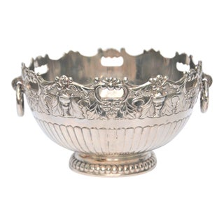Vintage Silverplated Bowl