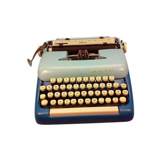 SCM 1961 Manual Typewriter