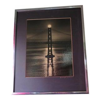 Gene Wright Original Golden Gate Bridge Photo