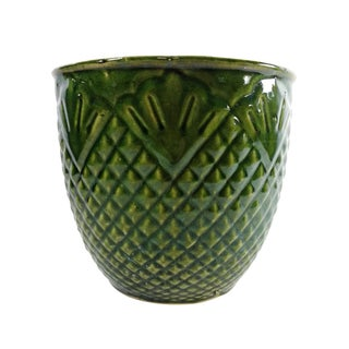 Pineapple Planter by Robinson Ransbottom Pottery