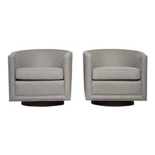 Dunbar Swivel Lounge Chairs