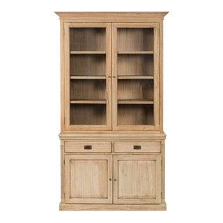 Sarreid Ltd White Cedar Cupboard