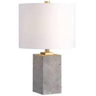 Cool Concrete Lamp