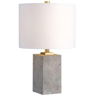 Cool Concrete Lamp
