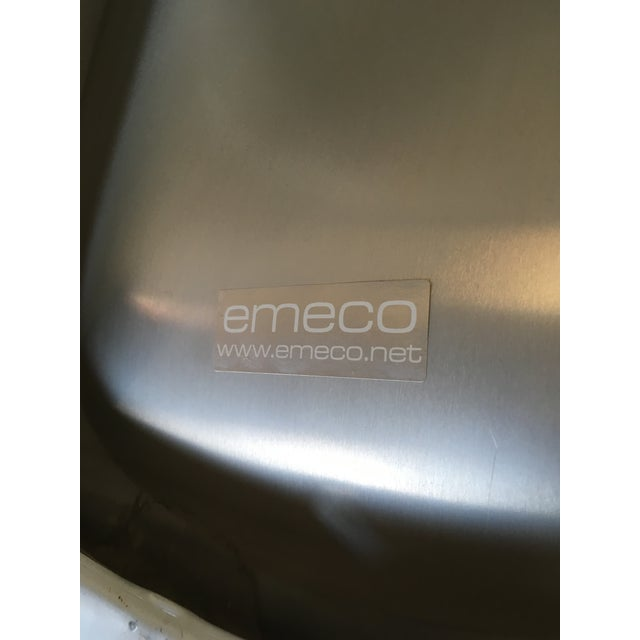 Image of Philippe Starck for Emeco Hudson Bar Stools - Set of 3