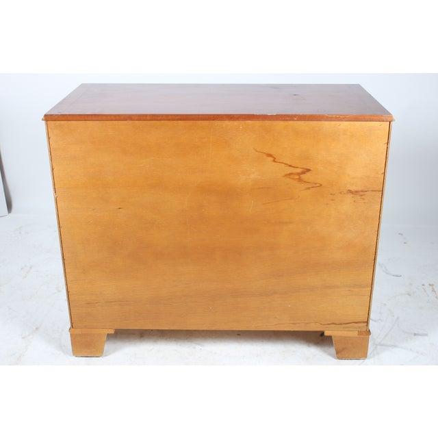 1920s Yellow Pine Dresser - Image 6 of 6