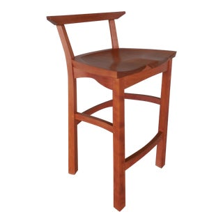 Thos. Moser Cherry Edo Counter Stool