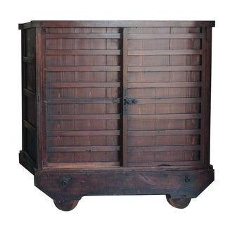 Japanese Tansu Cabinet/Armoire
