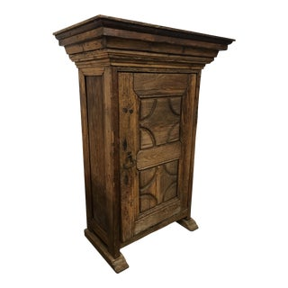 Mexican Carved Armoire