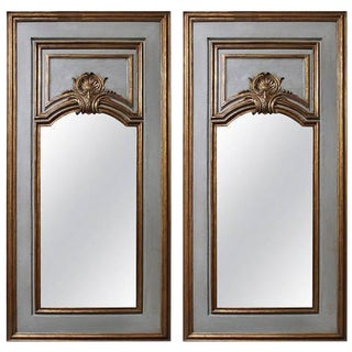 A Pair of French Régence Style Mirrors