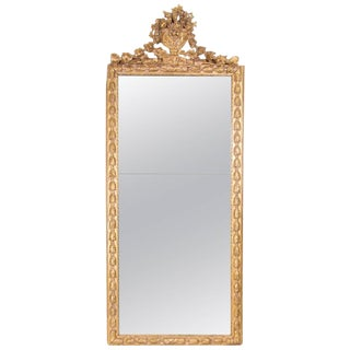 Exceptional French 19th Century Mirror