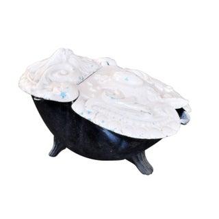 Antique Coal Scuttle Bucket