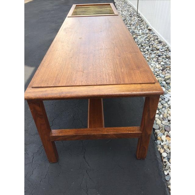Mid-Century Teak Coffee Table - Image 6 of 9