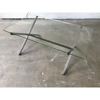 Florence Knoll Parallel Bar Coffee Table/ 1955