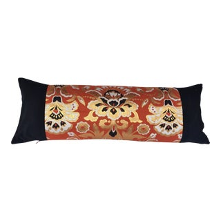 Handmade Japanese Obi Pillow