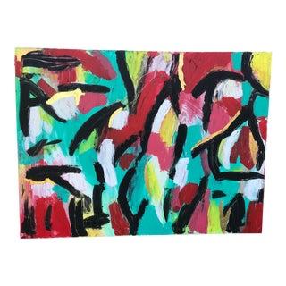 "Christina Le Sesne ""Origination"" Painting"