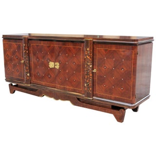 French Art Deco Palisander Sideboard