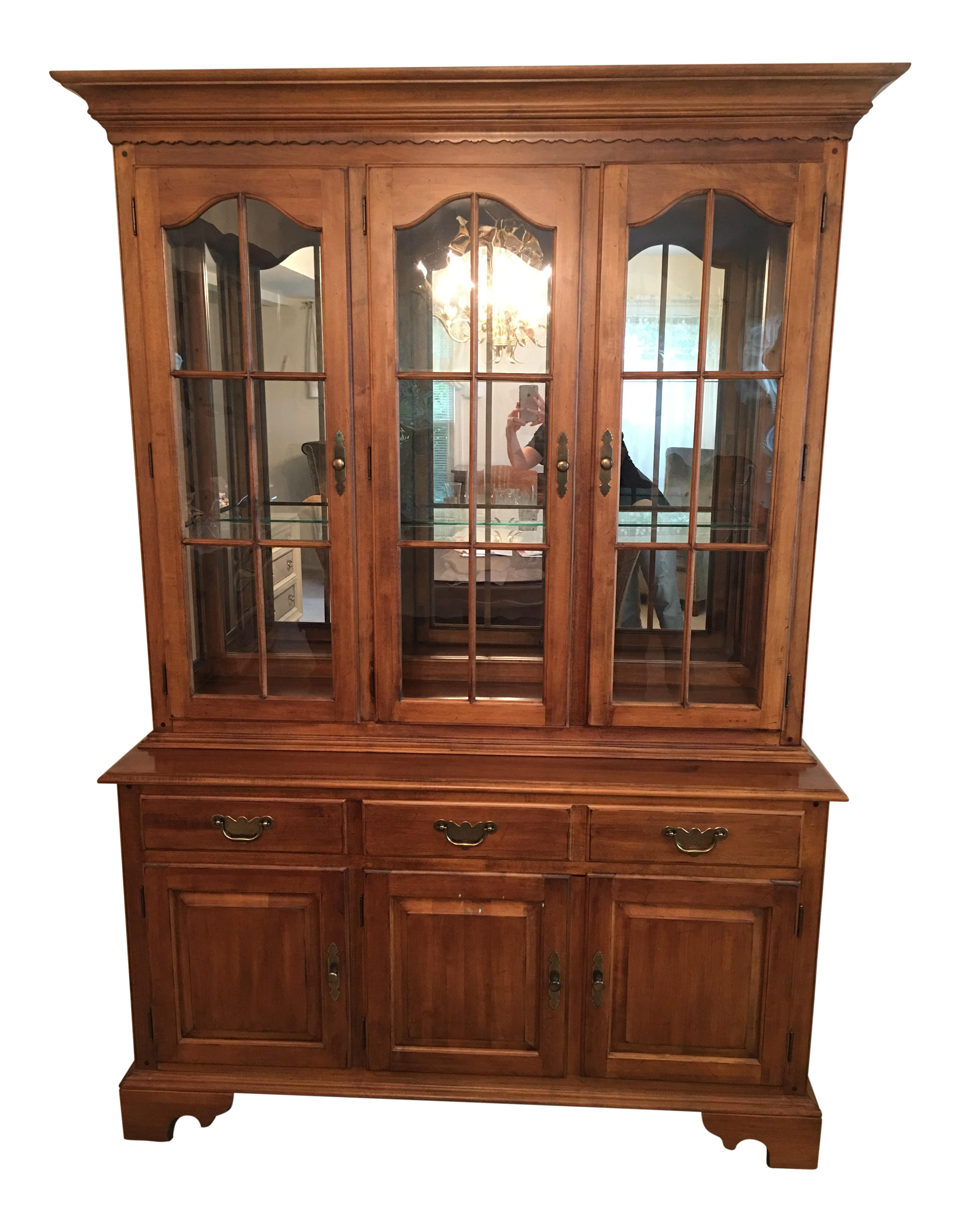 vintage & used ethan allen furniture, decor & lighting