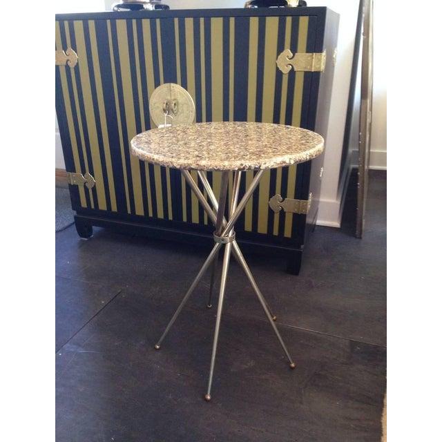 Beautiful, Five-Leg Base Gueridon Table - Image 5 of 7