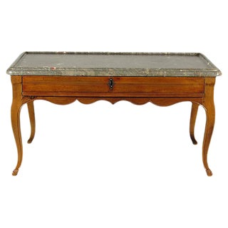 French Fruitwood Coffee Table