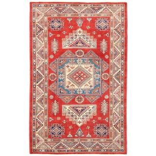 """Pasargad Kazak Wool Rug - 6'2"""" X 9'10"""""""
