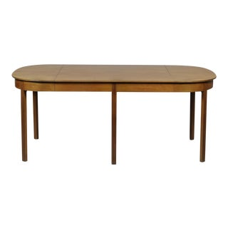 Ole Wanscher Expandable Dining Table