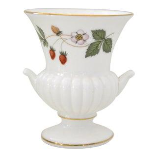 Vintage Wedgwood Porcelain Campana Small Vase
