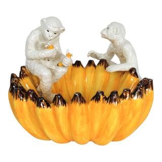 Monkey & Banana Fruit Bowl