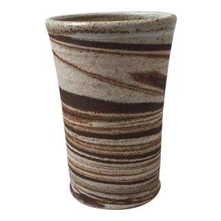 Nemadji Style Ceramic Tumbler